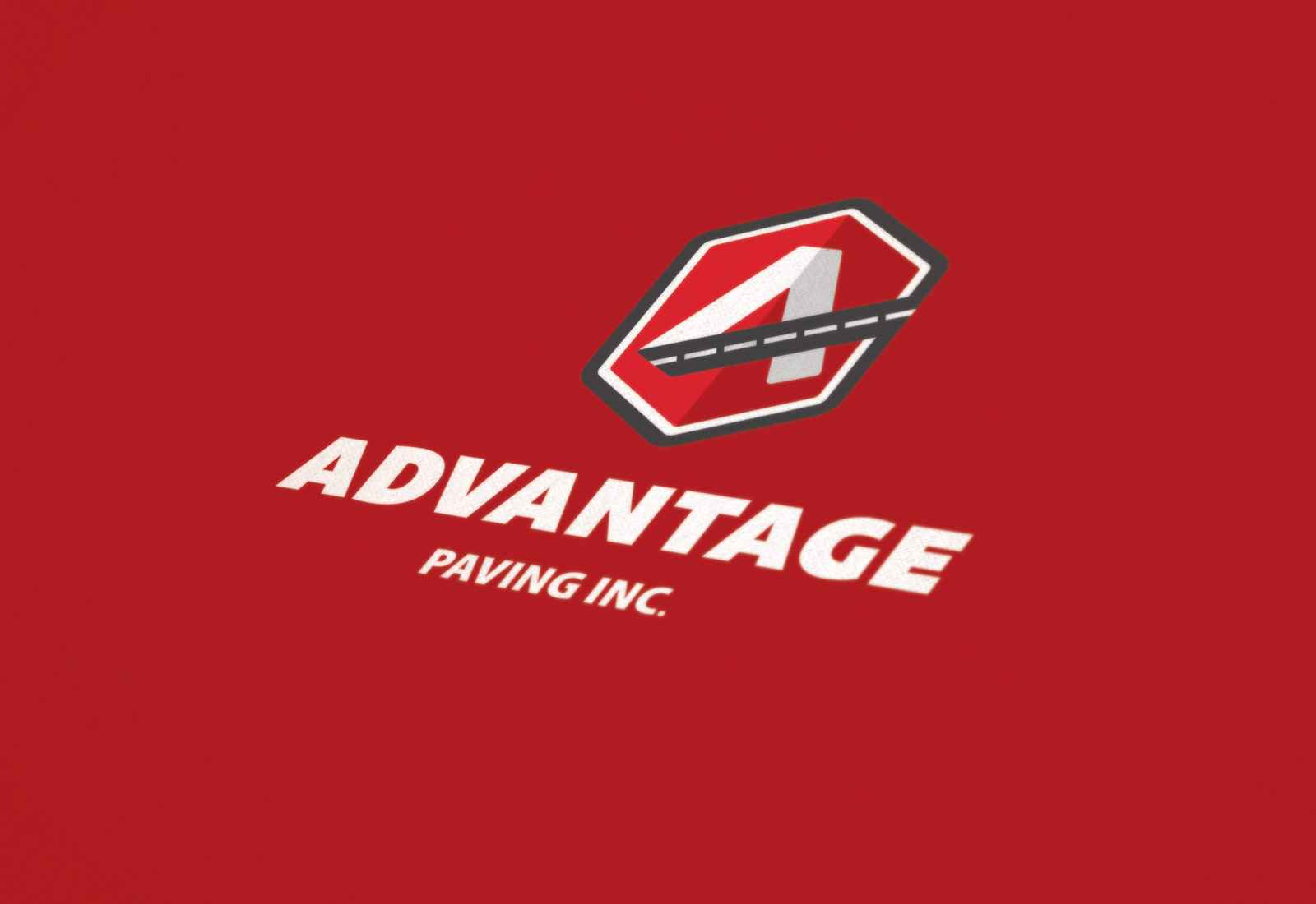 Advantage Paving Logo