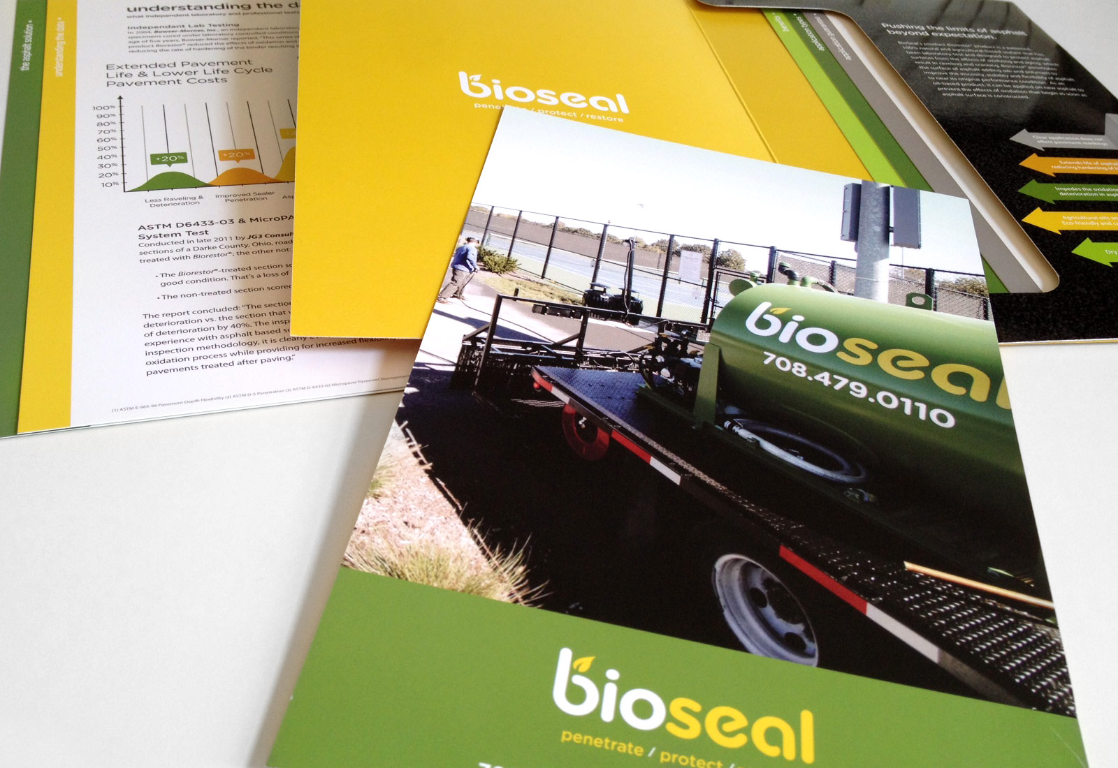 BioSeal USA Marketing Kit View 2