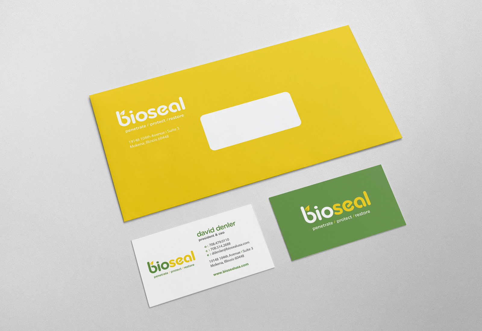 BioSeal USA Stationary View 2