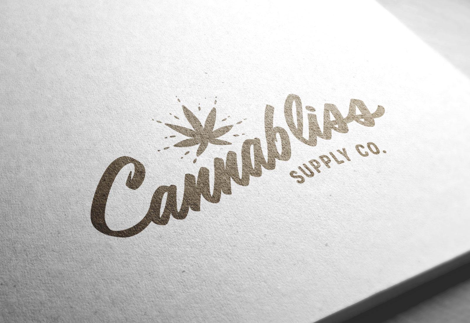 Logo Design for a Marijuana Dispensary