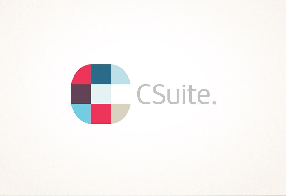 C Suite Logo Design View 1