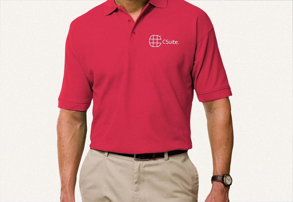 Csuite Polo Shirt Design