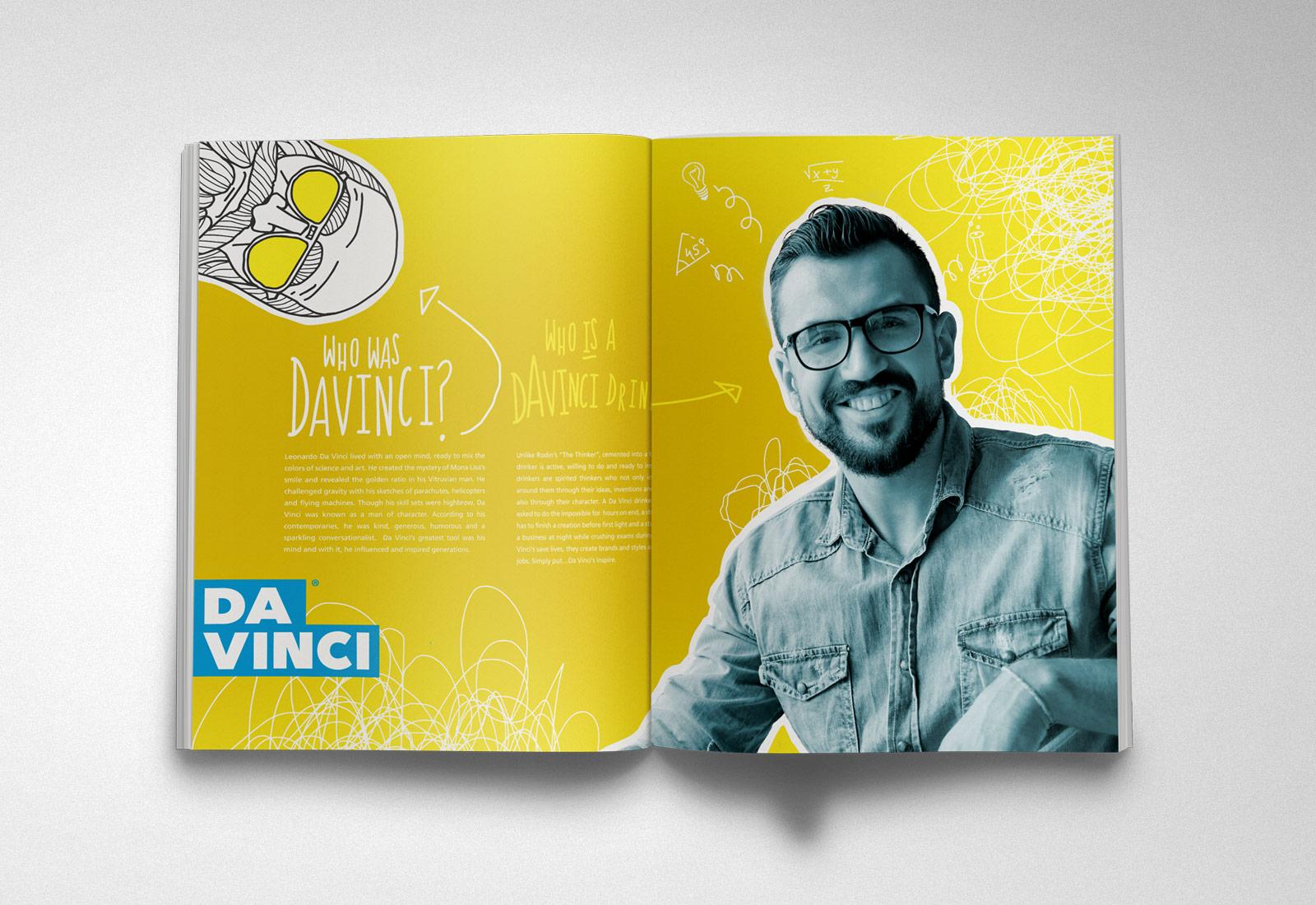 DaVinci Brochure