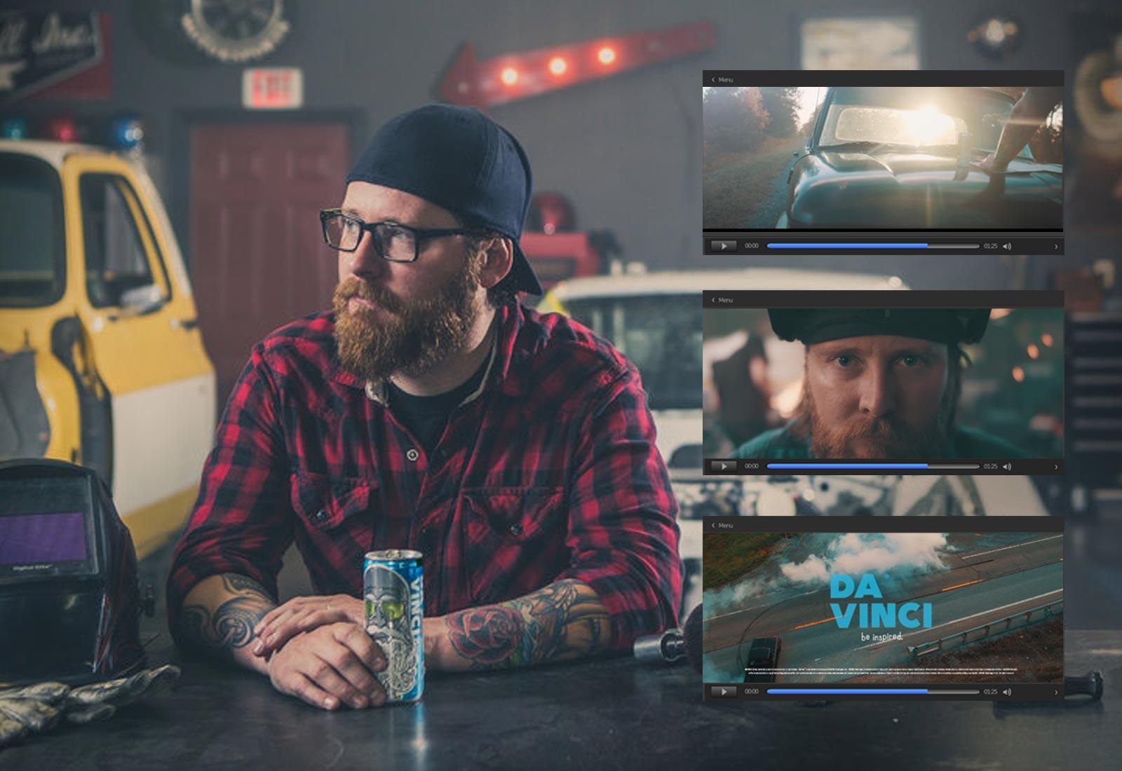 DaVinci Commercial