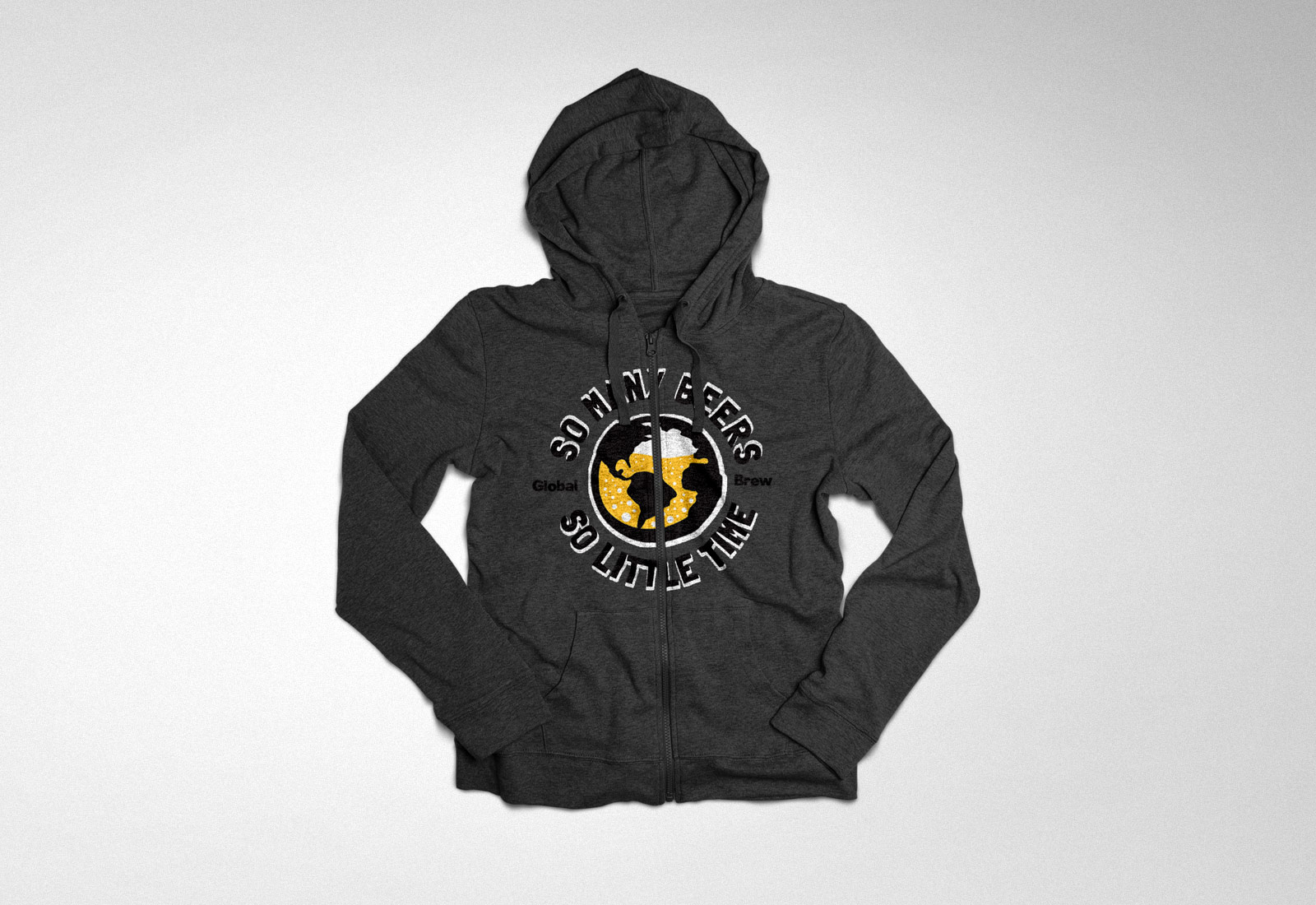 Global Brew Tap House Hoodie