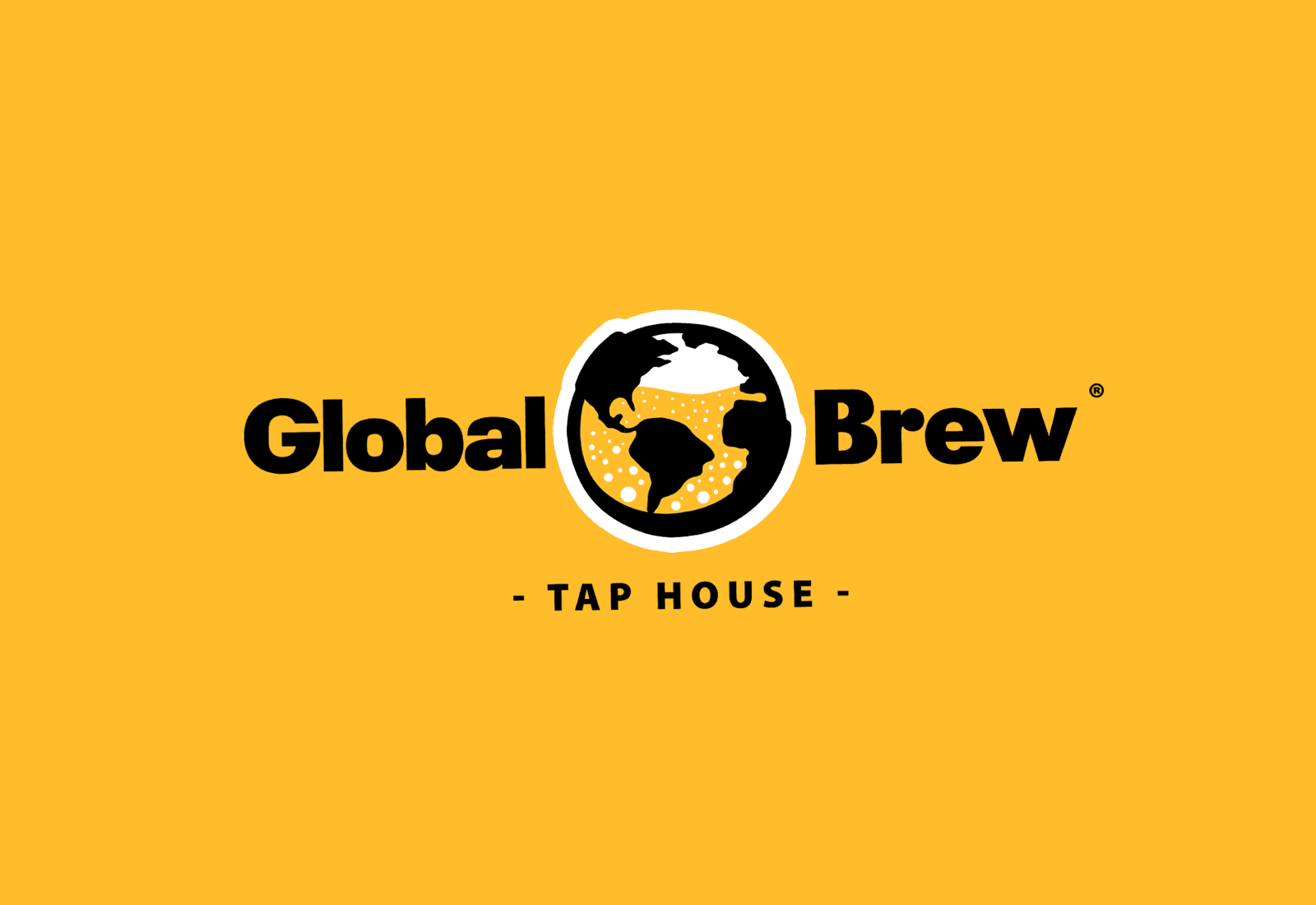 Global Brew Logo View 2