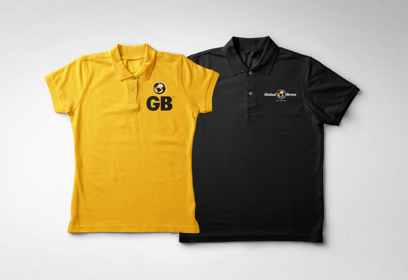 Global Brew Tap House Polos