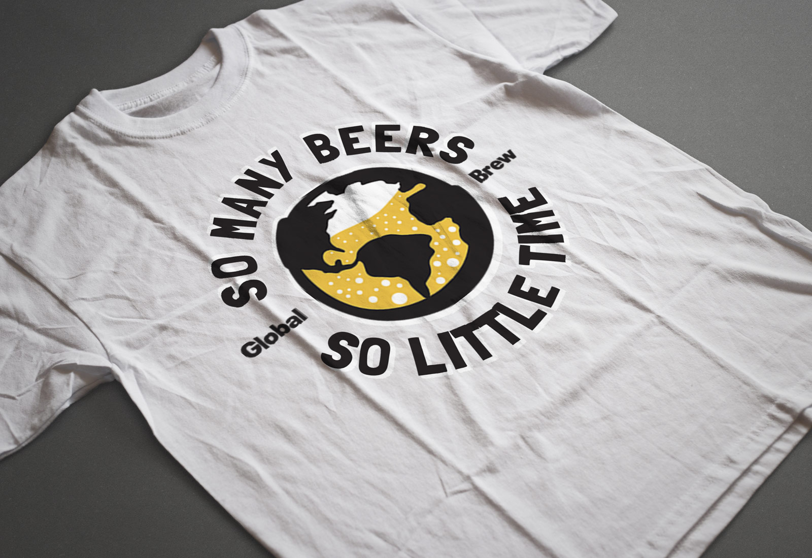 Global Brew T Tshirt