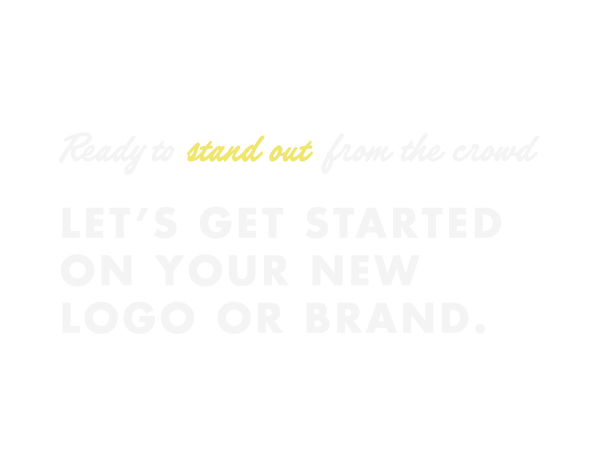 Get Started With a Logo and Brand Design