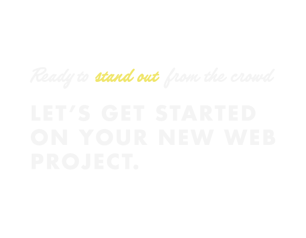 Get Started With a Web Develompent Project