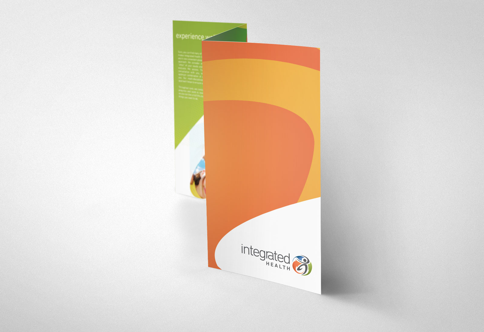 Integrated Health Of Southern Illinois Brochure Design 2