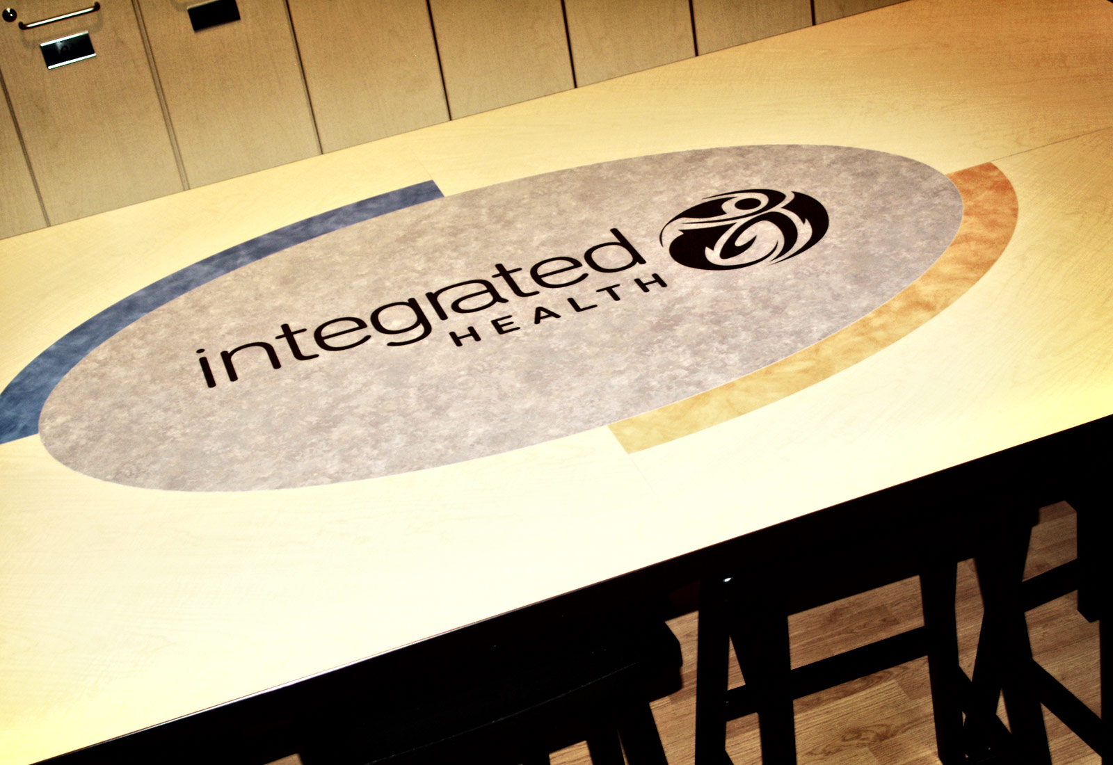 Integrated Health Of Southern Illinois Logo Table