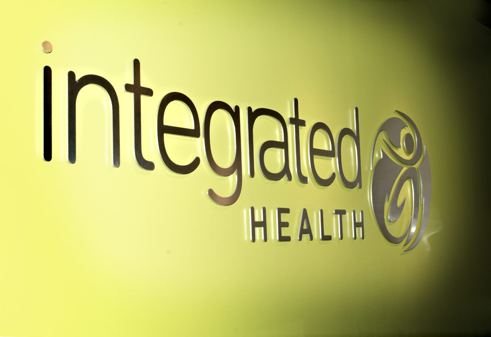 Integrated Health Of Southern Illinois Wall Logo