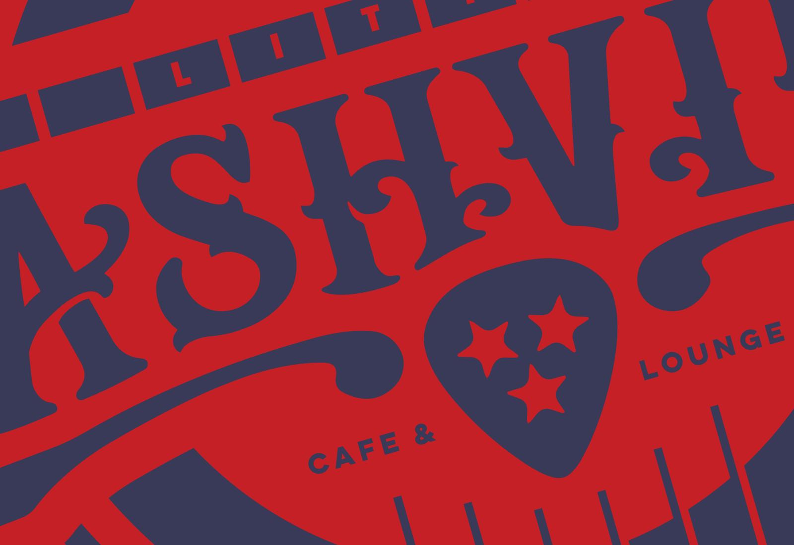 Little Nashville Abstract Logo Design Pattern