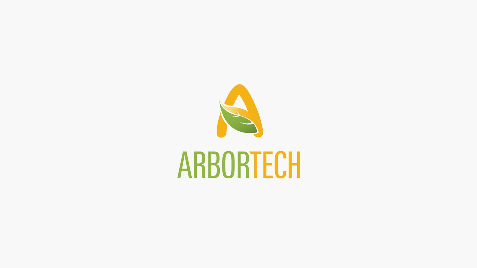 Arbort Tech Tree Service Logo