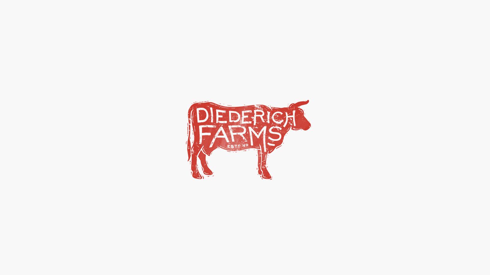 Diederich Farms Logo