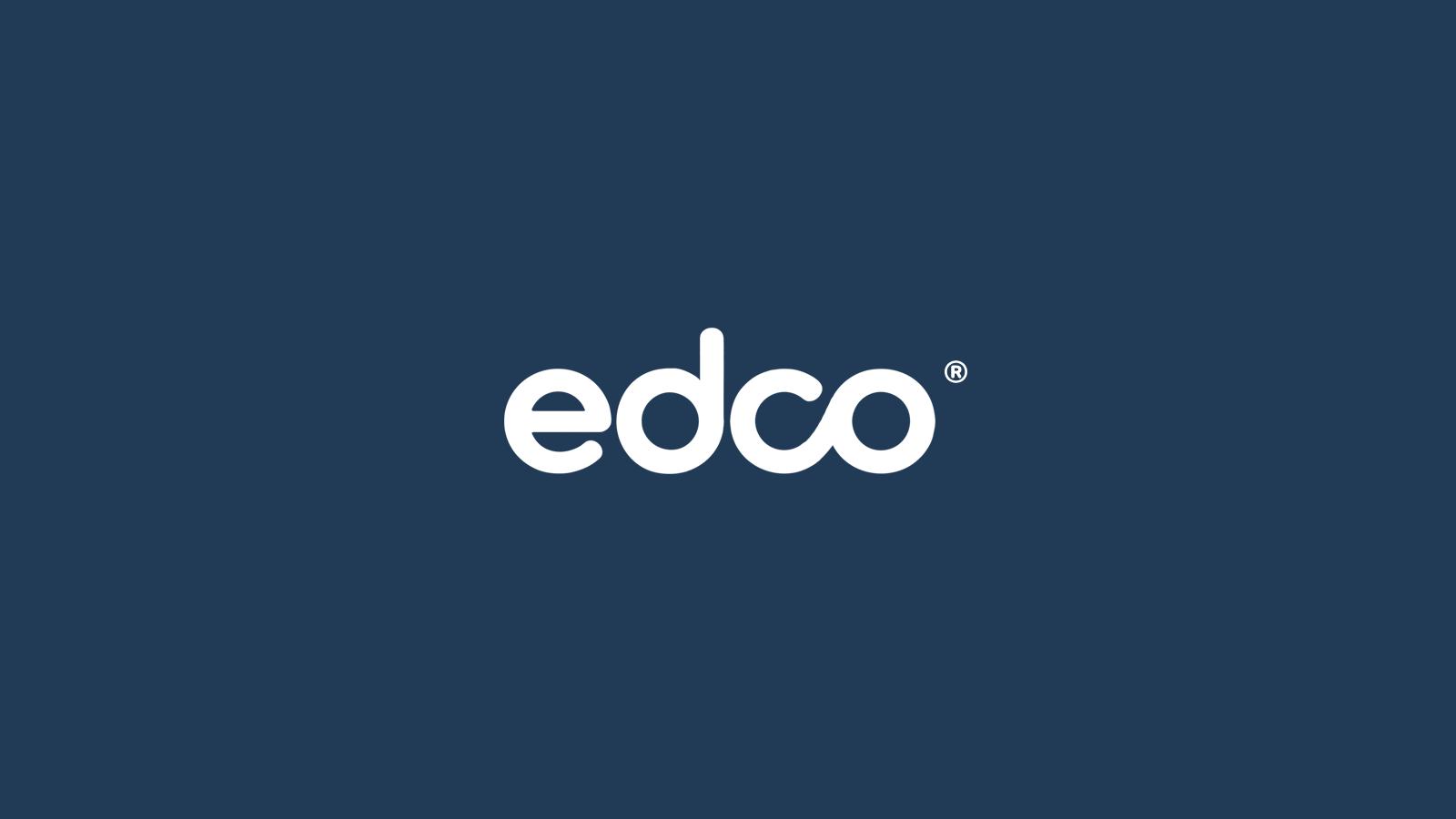 Edco Logo In Progress