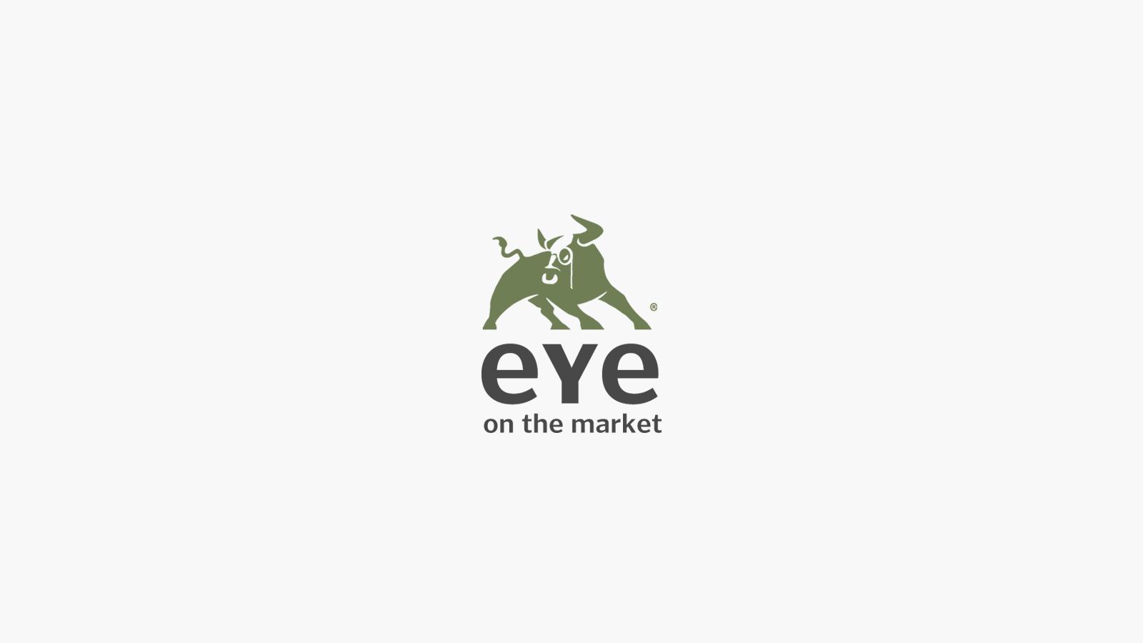 Eye On The Market Logo In Progress