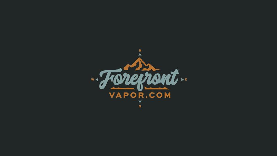 ForeFrontVape.com Logo