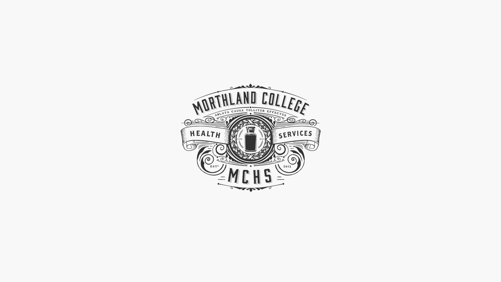 Morthland College Health Services Logo