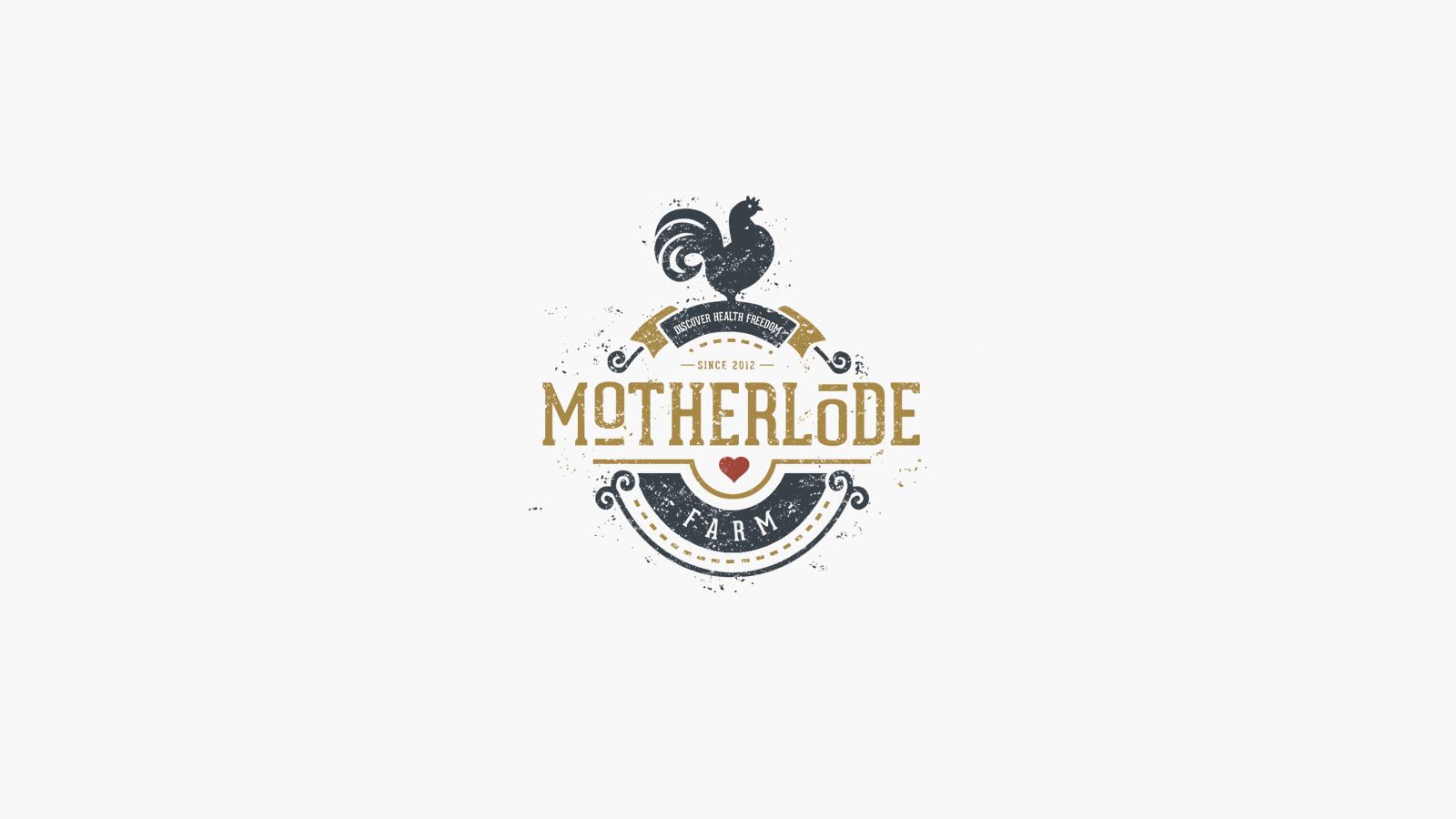 Motherlode Farms Logo