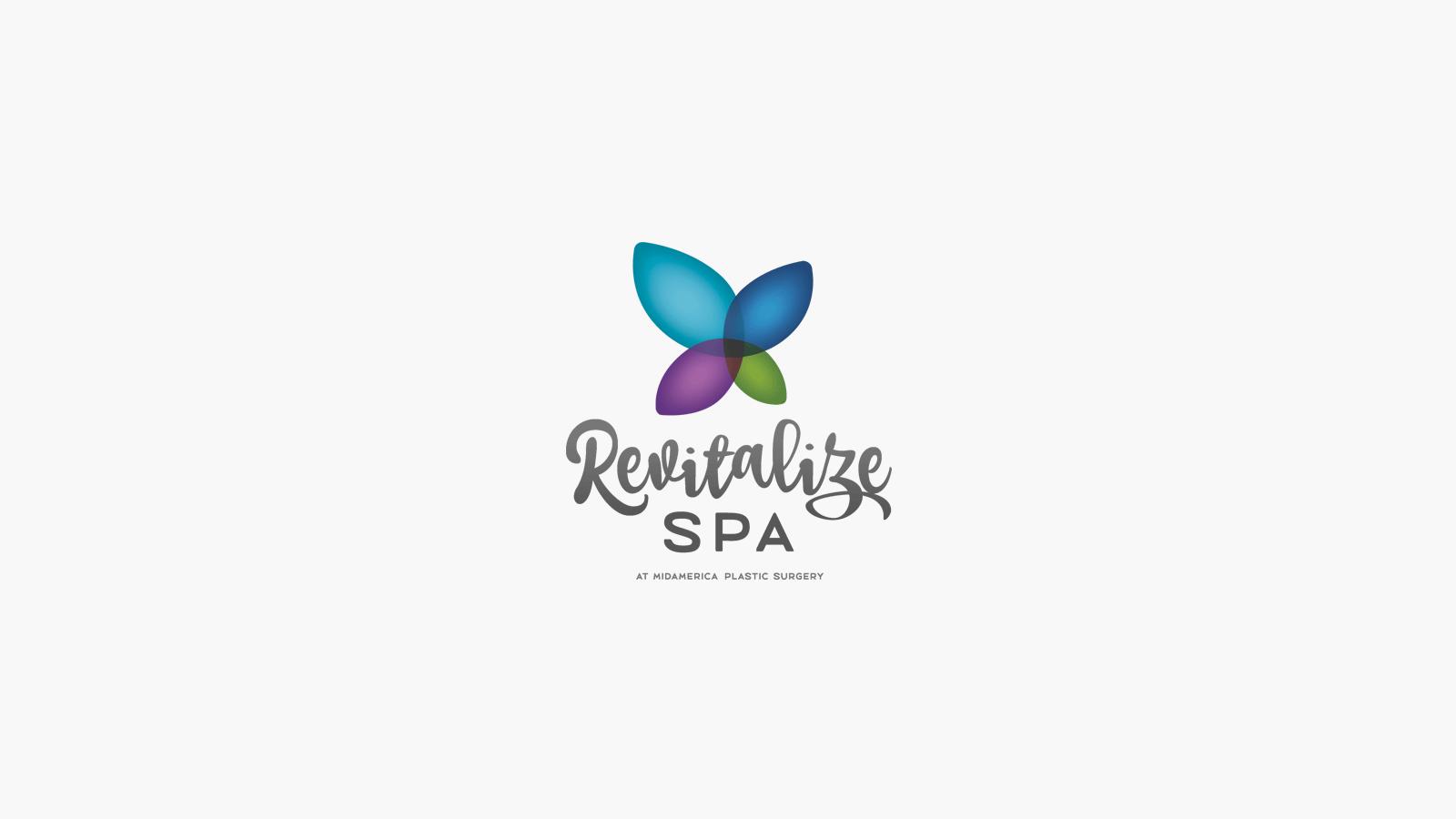 Revitalize Spa Proposed Logo
