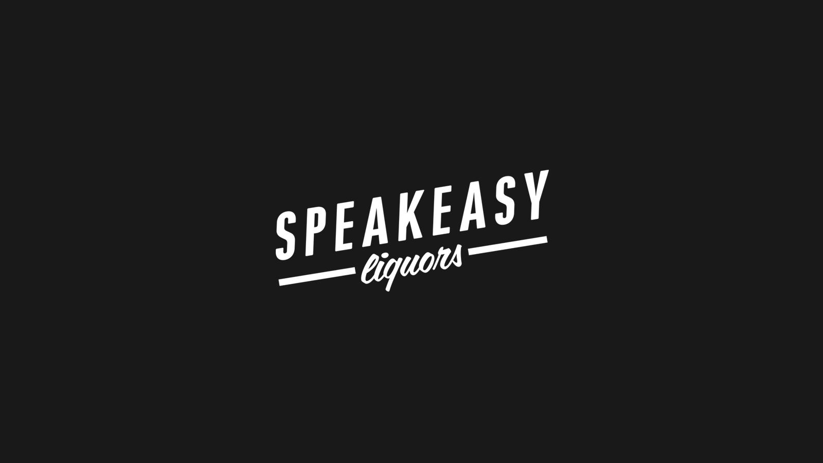 Speakeasy Liquors Logo