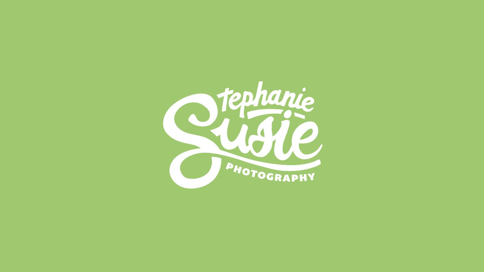 Stephanie Susie Photography Logo