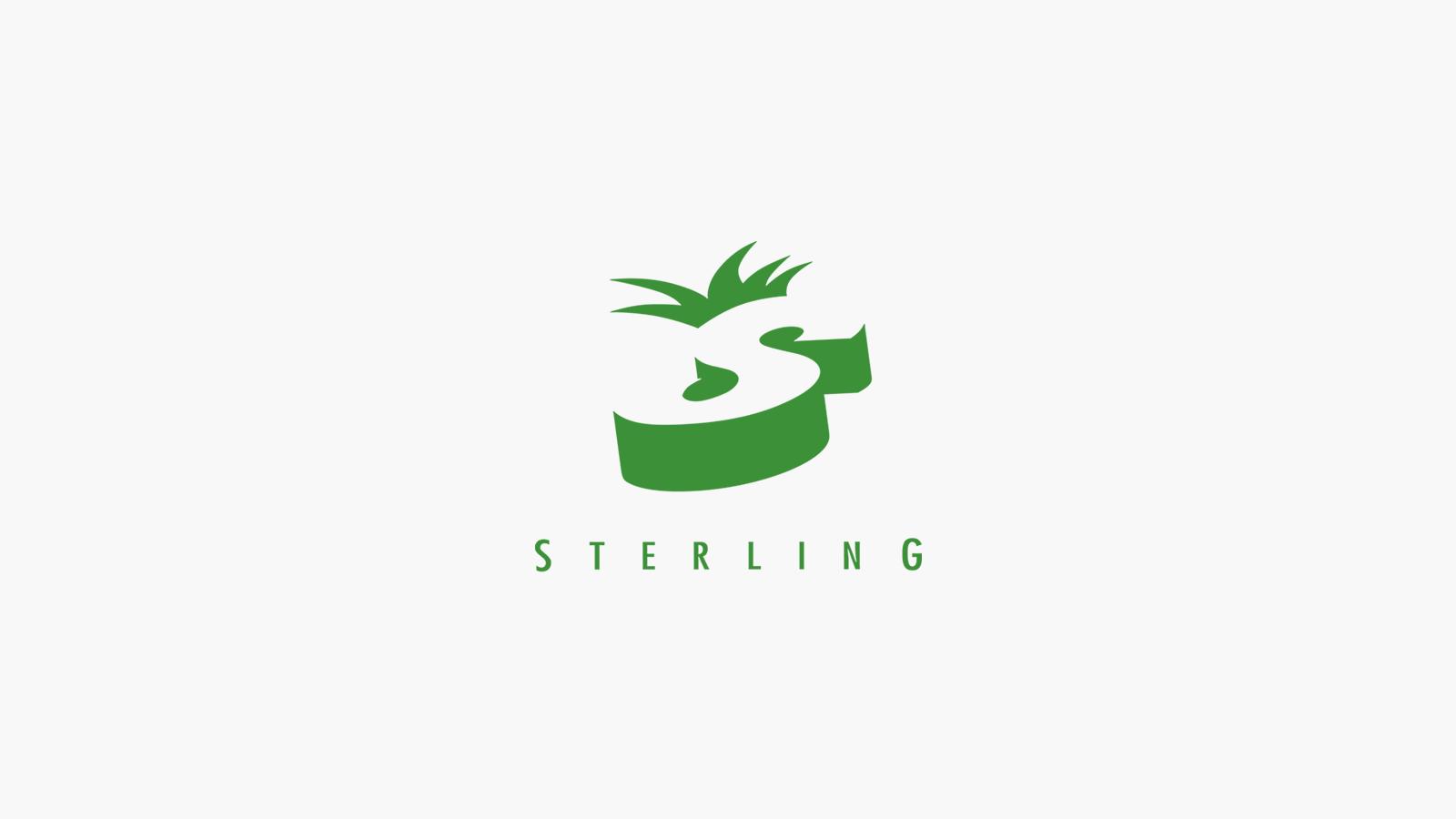Sterling Lawncare Logo