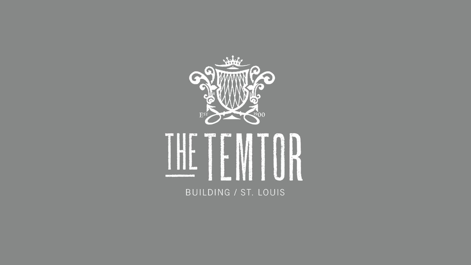 Temptor Building Saint Louis Logo