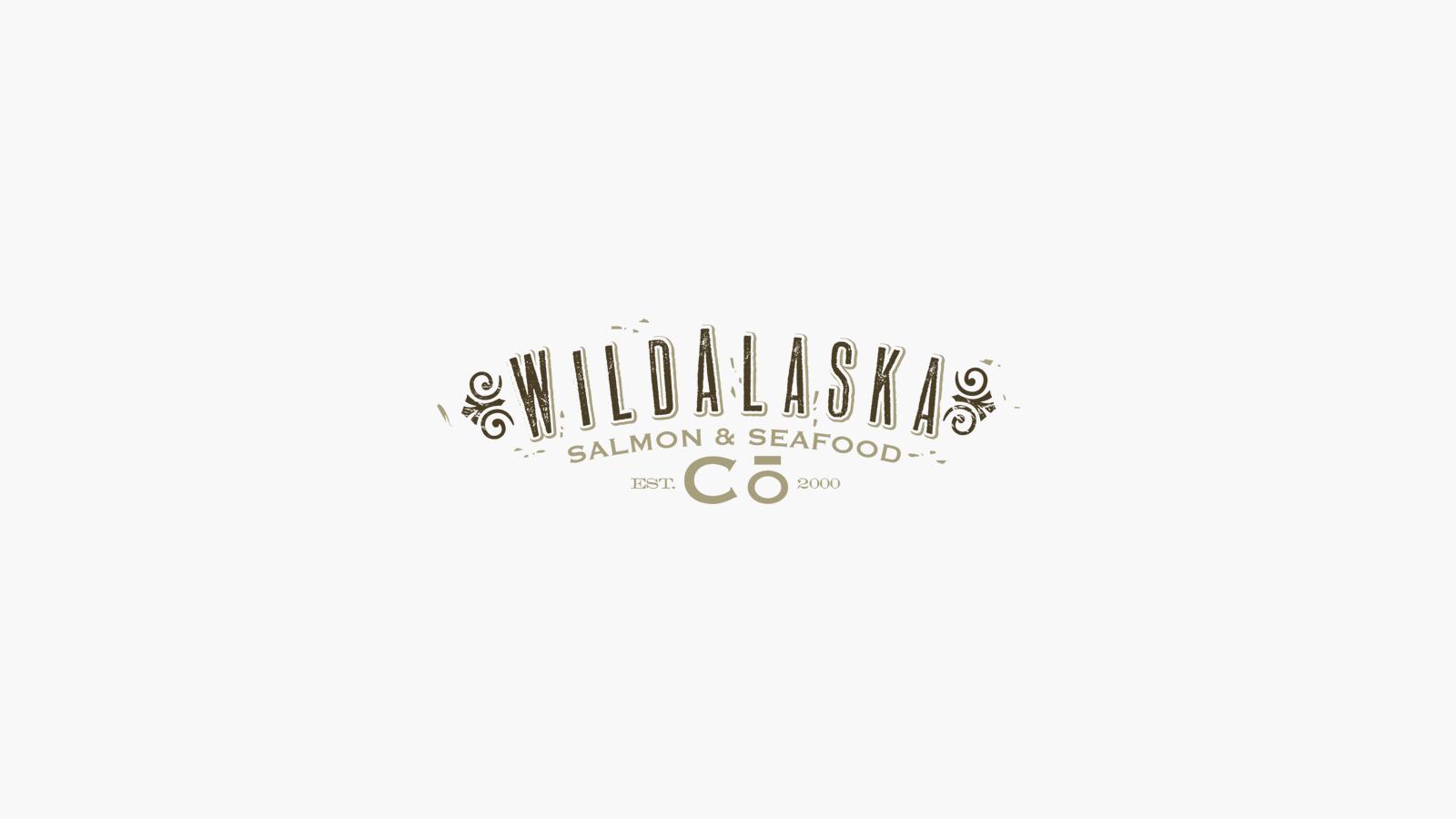 Wild Alaska Salmon & Seafood Logo