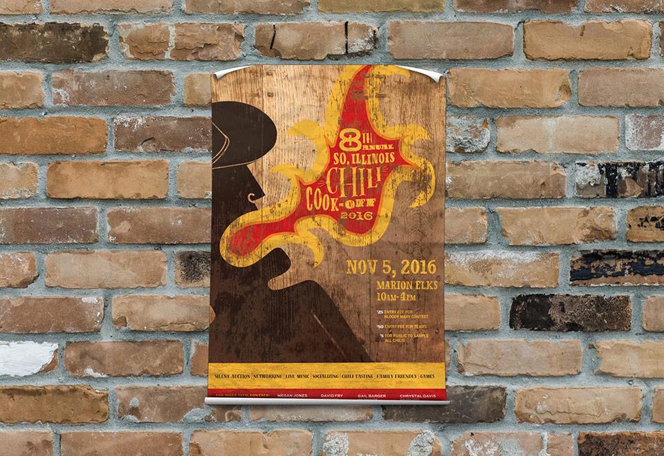 Chili Poster Design