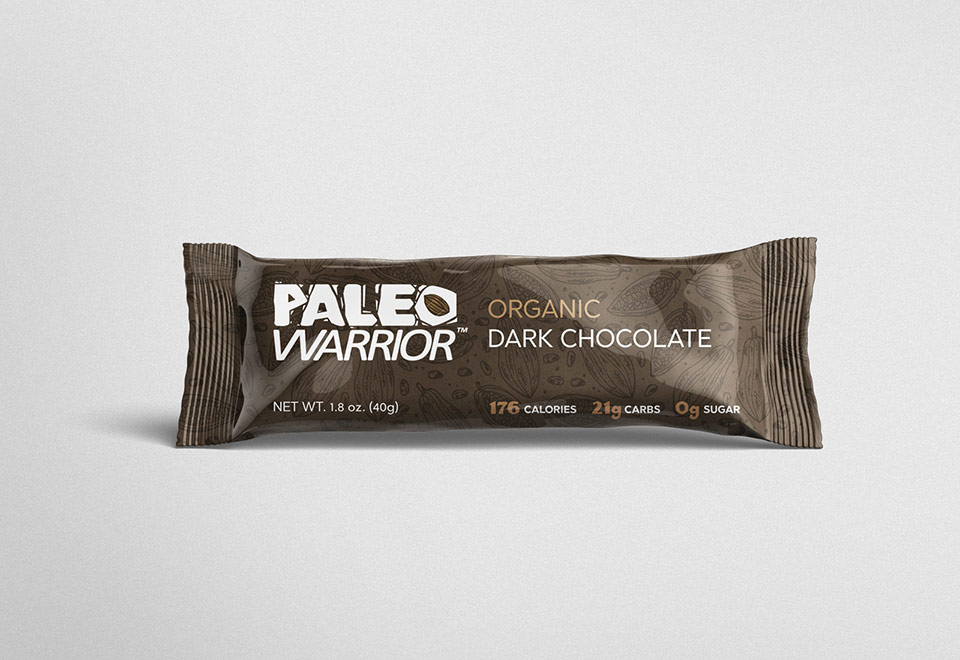 Paleo Warrior Protein Bar