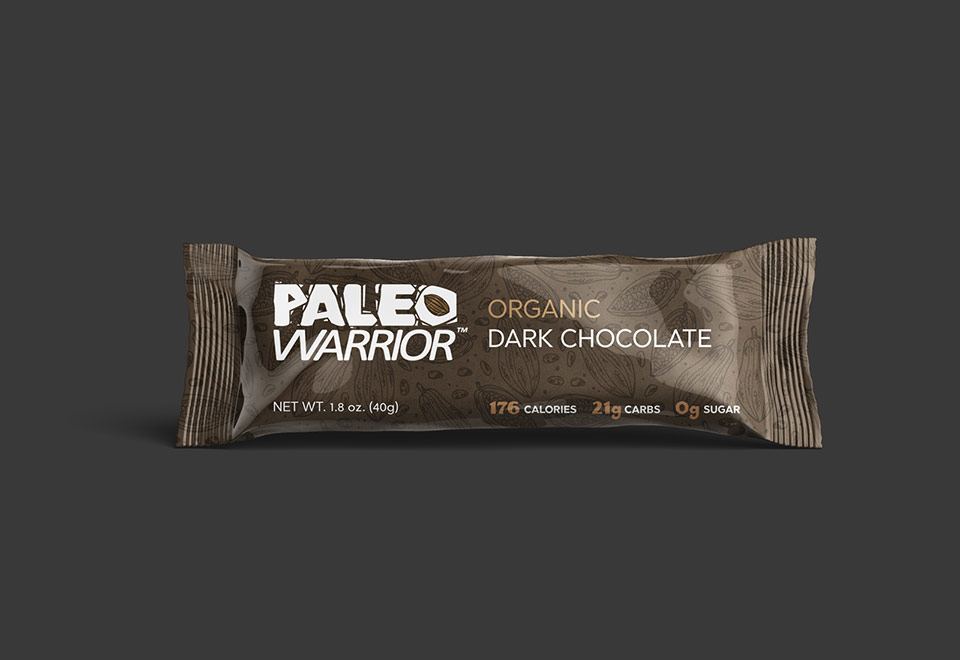 Paleo Warrior Wrapper Design