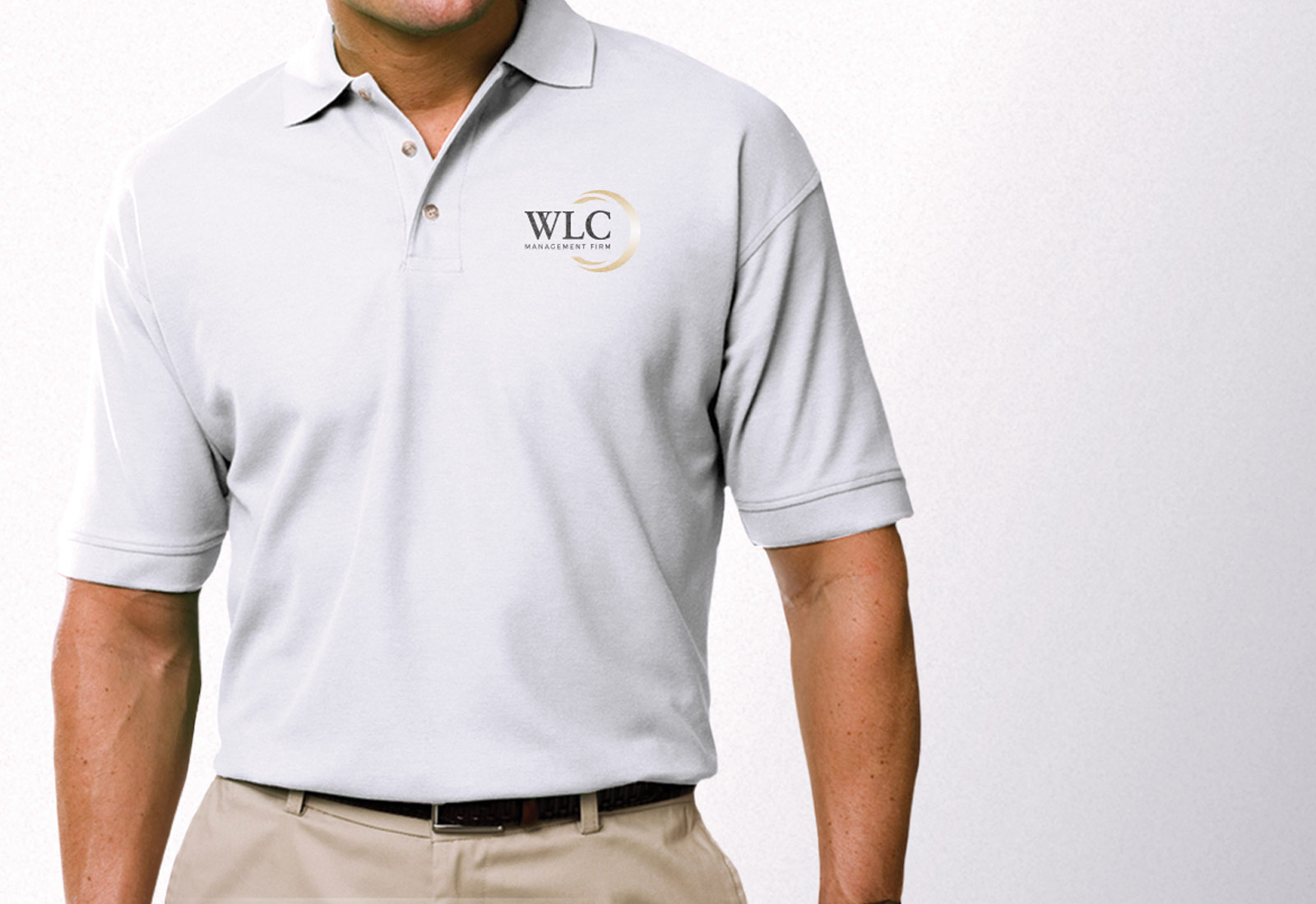 WLC Management Firm Polo Shirt Design